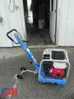 """BR1570 Bartell 14"""" X 19"""" Reversible Plate Compactor"""