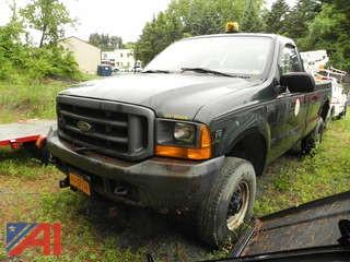 2001 Ford F250 SD XL Pickup