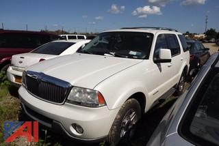 2004 Lincoln Aviator SUV