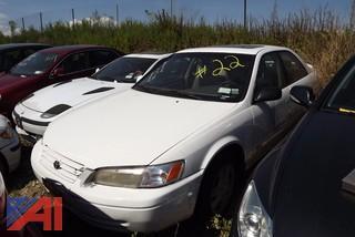 1998 Toyota Camry Sedan