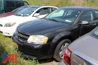 2010 Dodge Avenger Sedan