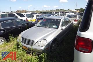 2001 Mercedes Benz C240 Sedan