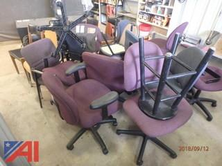 (15+) Assorted Chairs
