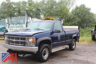 1998 Chevrolet CK 3500 Pickup Truck