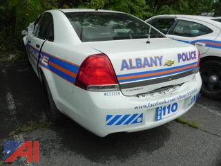 2013 Chevrolet Caprice 4 Door/Police Vehicle