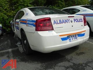2008 Dodge Charger 4 Door/Police Vehicle