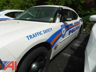 2008 Dodge Charger 4 Door/Police Vehicle