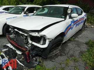 **Lot Updated** 2010 Dodge Charger 4 Door/Police Vehicle