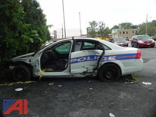 2014 Chevrolet Caprice 4 Door/Police Vehicle