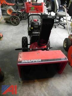 Snapper Snowblower