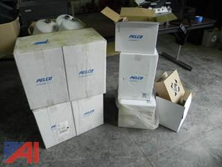 (6) 2002 Pelco Camclosure 2 Integrated Camera Systems, New/Old Stock in the Box