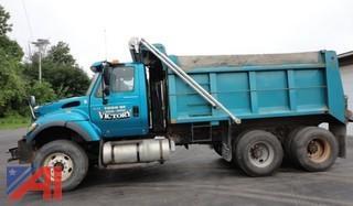 2004 International 7600 6x4 Dump Truck & Plows