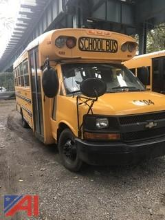 2008 Blue Bird Express School Bus