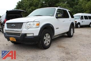 2007 Ford Explorer XLT SUV