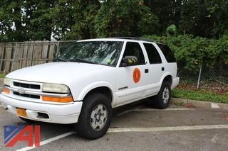 2003 Chevrolet Blazer LS SUV