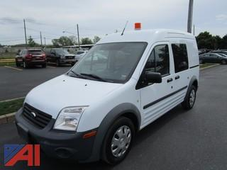 2013 Ford Transit Connect Cargo Van