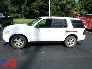 2010 Ford Explorer 4 Door