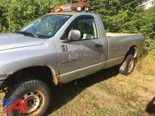2005 Dodge Ram 2500 Pickup Truck