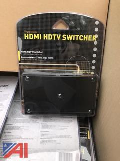 (180) Digital Extender HDMI 2x1 Switchers