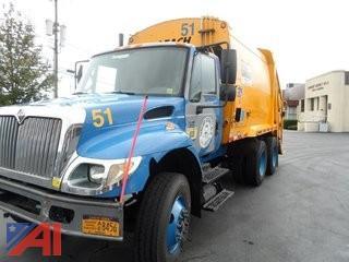 2005 International 7400 Garbage Truck