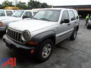 2006 Jeep Liberty 4 Door