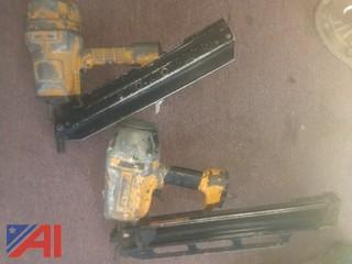 (2) Bostitch Stick Nailers