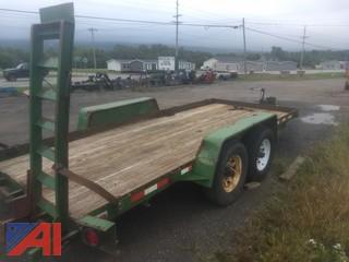 2013 Cross Country 6' x 16' Ramp Trailer