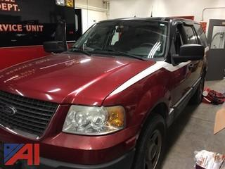 2006 Ford Explorer XLT SUV/Emergency Vehicle