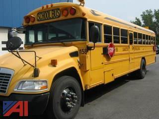 2010 Bluebird Vision School Bus