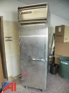 Victory HSA-1D-7-PT 2 Sided Warming Cabinet