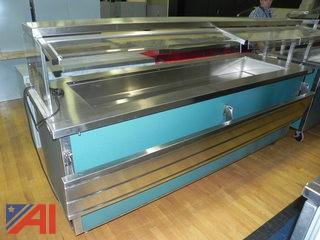 Delfield SCSC-96-NU - Cold Food Bar