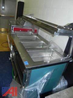 Delfield SH-4-NU - Hot Food Serving Counter