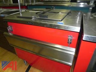 Randell Freezer/Plate Chiller