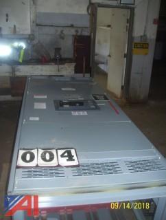 1600 AMP Switch Gear