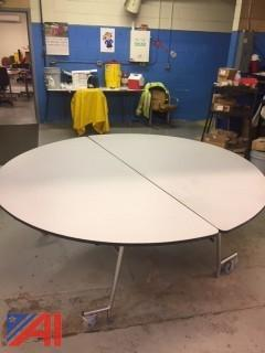 (10) Folding Tables