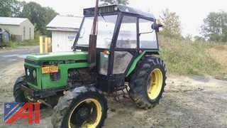 1985 Zetor 6245 Tractor