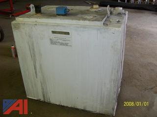 55 Gallon Oil Storage Tank