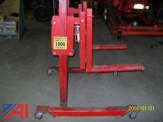 1000 LB Mohawk Tire Dolly