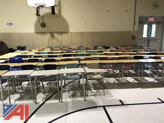 (81+) High School Student Desks