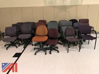 (24) Office Chairs