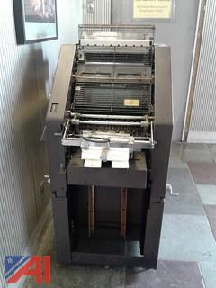 ABDICK 9810 Printing Press