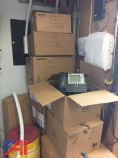 Assorted Cisco Phones