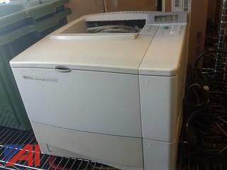 Laserjet 4100TN Printer