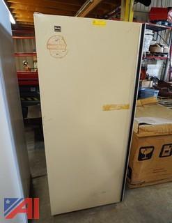 Woods Single Door Reach In Refrigerator