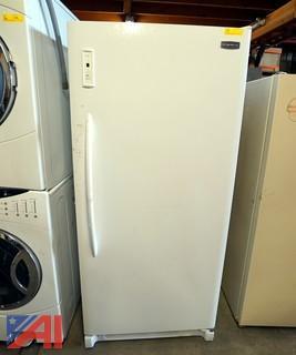 Frigidaire/Electrolux Single Door Reach In Freezer