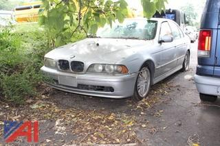 2001 BMW 530i Sedan