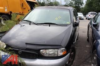 2000 Mercury Villager Mini Van