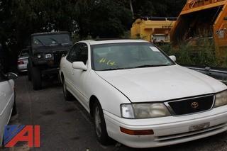 1996 Toyota Avalon Sedan