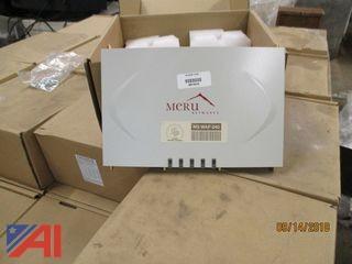 (75) Meru Wi-Fi Routers