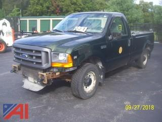 2000 Ford F250 Pickup